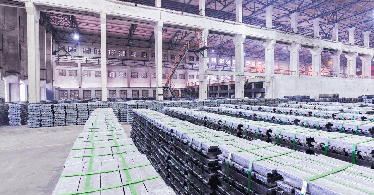 Верига на доставките - суровини при търговец на едро