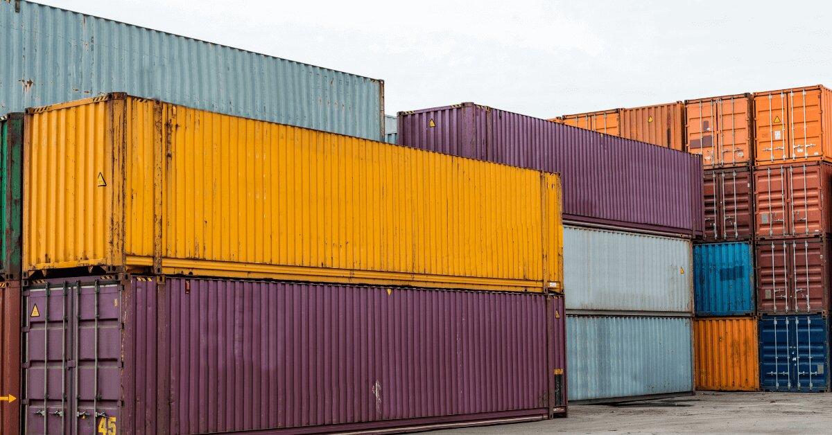 Видове контейнери